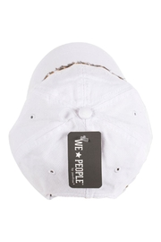 Pavilion Camping People Hat - Front full body