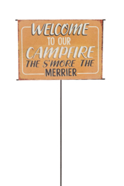 Giftcraft Inc.  Camping Signs - Product Mini Image