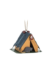 Abbott Collection Camping Tent Ornament - Product Mini Image