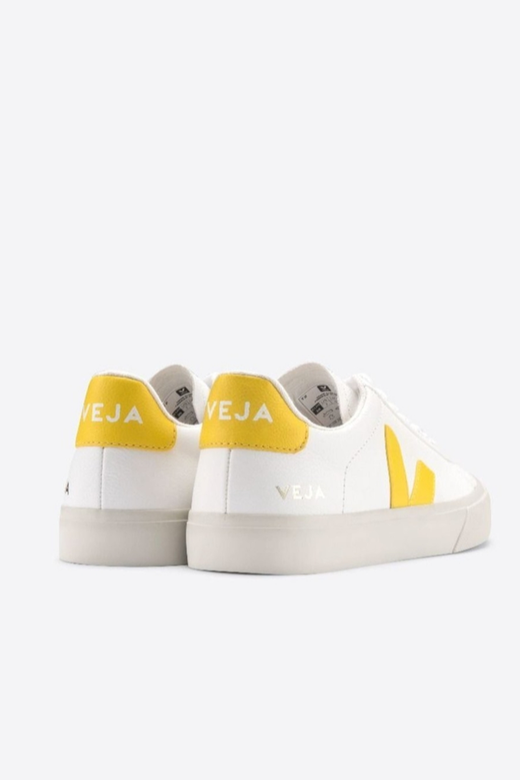 Veja Campo Low Top Sneaker - Front Full Image