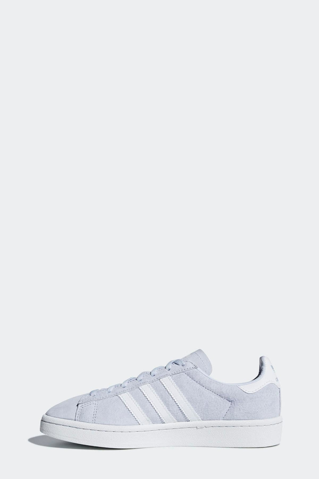 adidas Campus Shoes Blue - Main Image