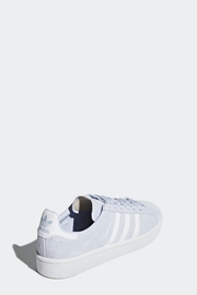 adidas Campus Shoes Blue - Back cropped