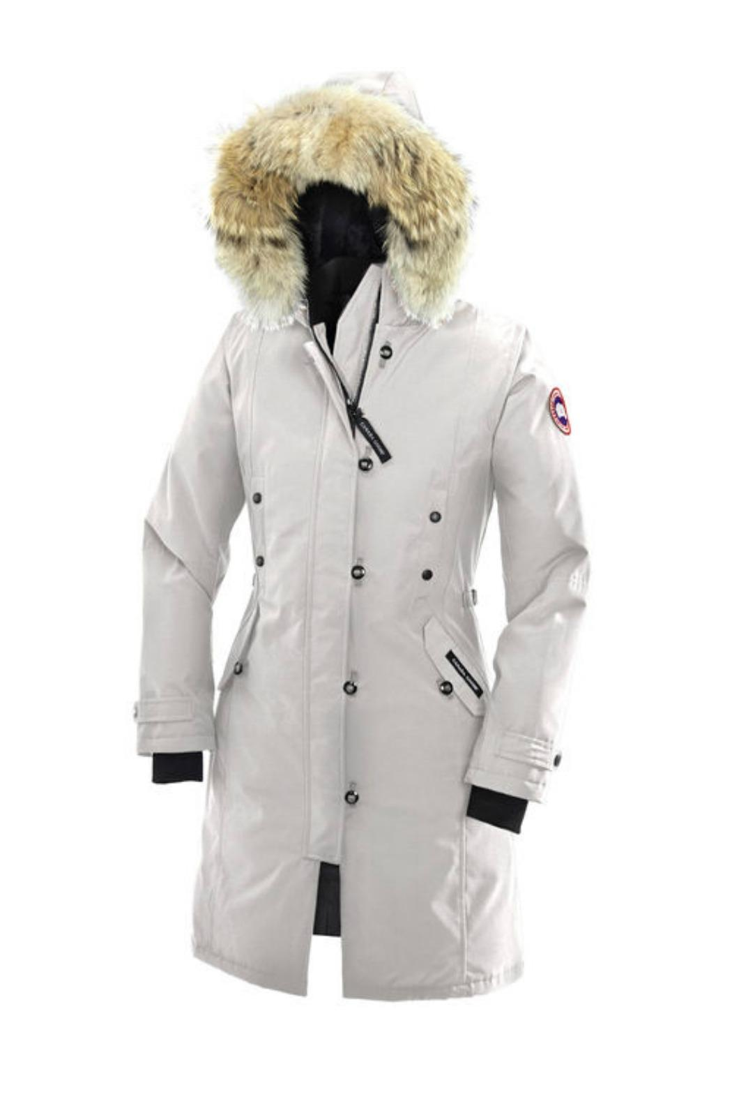 how to clean a canada goose jacket at home