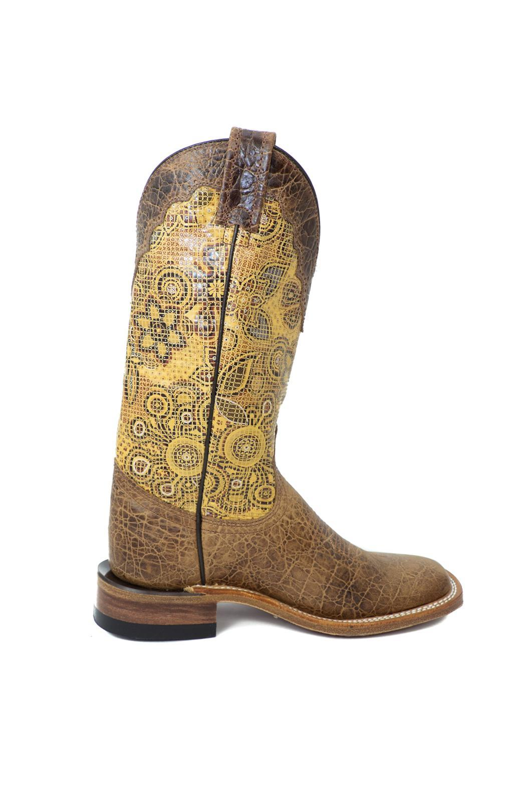Canada West Boots Brahma Boots - Side Cropped Image