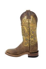 Canada West Boots Brahma Boots - Front cropped