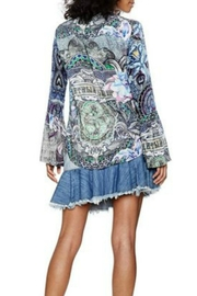 DESIGUAL Canaf Blouse - Front full body