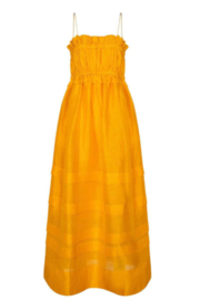 Lee Mathews CANARY GATHERED MAXI - Product Mini Image