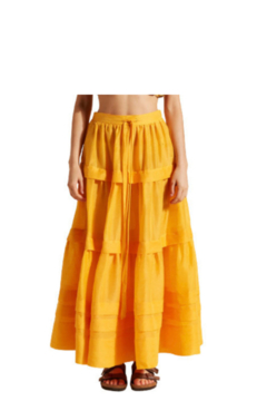 Lee Mathews CANARY MAXI SKIRT - Alternate List Image
