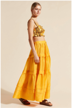 Lee Mathews CANARY MAXI SKIRT - Product List Image