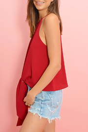 Buddy Love Candice Tie Front Top - Side cropped