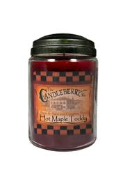Candleberry Hot Maple Toddy - Product Mini Image