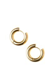 BRENDA GRANDS JEWELRY Candongas Hoops - Product Mini Image
