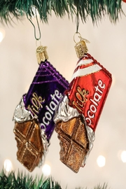 Old World Christmas Candy Bar Ornaments - Product Mini Image