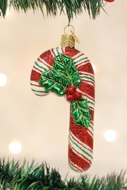 Old World Christmas Candy Cane Ornament - Product Mini Image