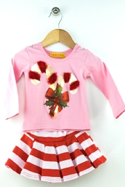 haven girl Candy Cane Set - Side cropped