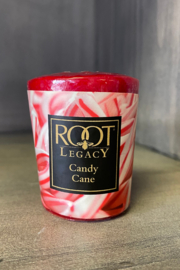 ROOT  Candy Cane Votive - Product Mini Image