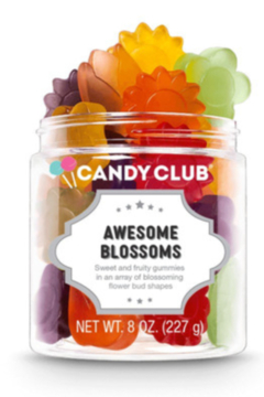 Candy Club -Awesome Blossom Gummies - Product List Image