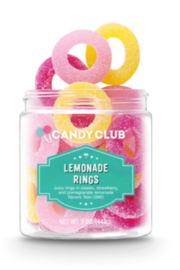 Candy Club - Lemon Rings - Product Mini Image