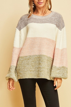 Shoptiques Product: Candy Cutie sweater