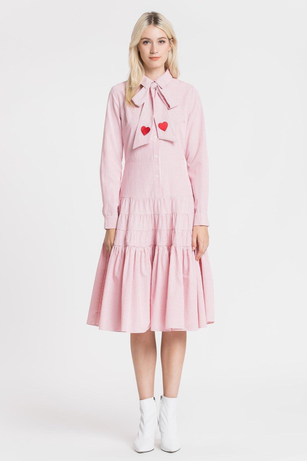 English Factory Candy Dress - Side Cropped Image