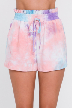 FREE THE ROSES Candy Floss Shorts - Alternate List Image