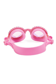 Bling20 Candy Necklace Swim Goggles - Front full body