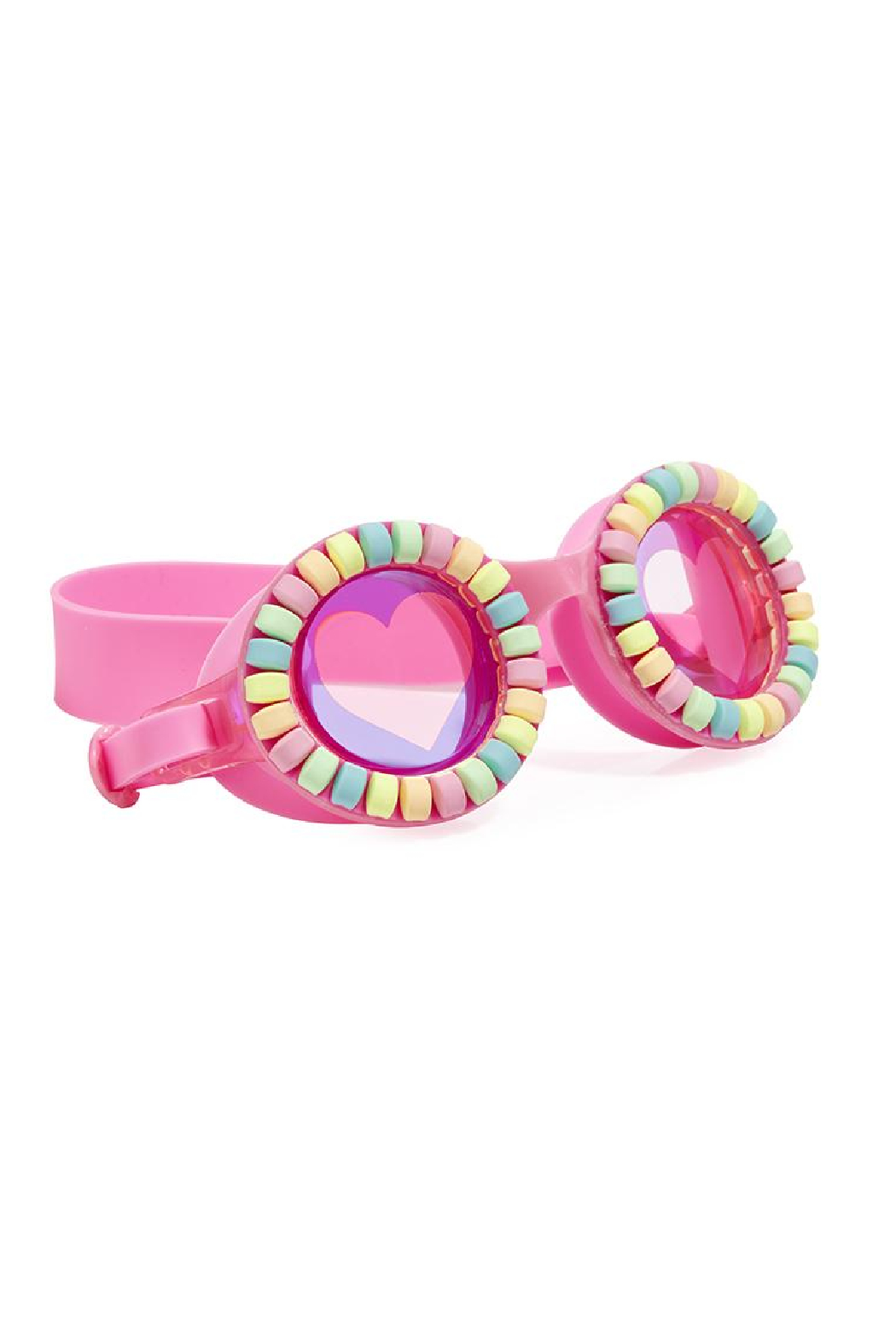 Bling20 Candy Necklace Swim Goggles - Main Image