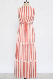 Flying Tomato Candy-Red Tassel Stripes - Back cropped