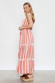 Flying Tomato Candy-Red Tassel Stripes - Side cropped