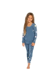 Chaser Candy Stars Sweatshirt - Front cropped
