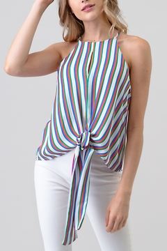Hashttag Candy Stripe Tank - Product List Image