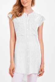 Charlie Paige Candy Stripe Tunic - Product Mini Image