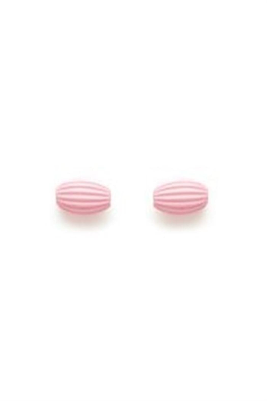 Candy Shop Vintage Rice Bead Earrings - Front Cropped Image