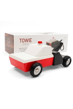 Candylab Toys Retro Tow Truck - Product List Image