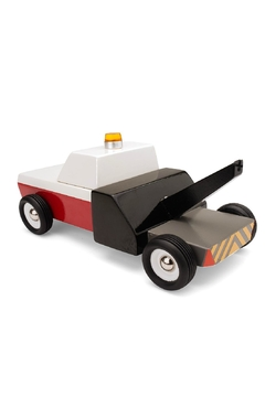 Candylab Toys Retro Tow Truck - Alternate List Image