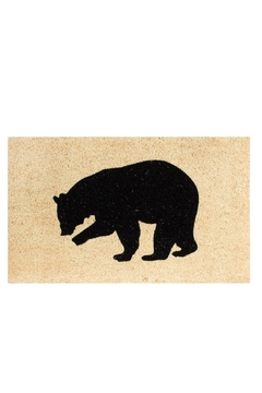 Shoptiques Product: Bear Coir Mat
