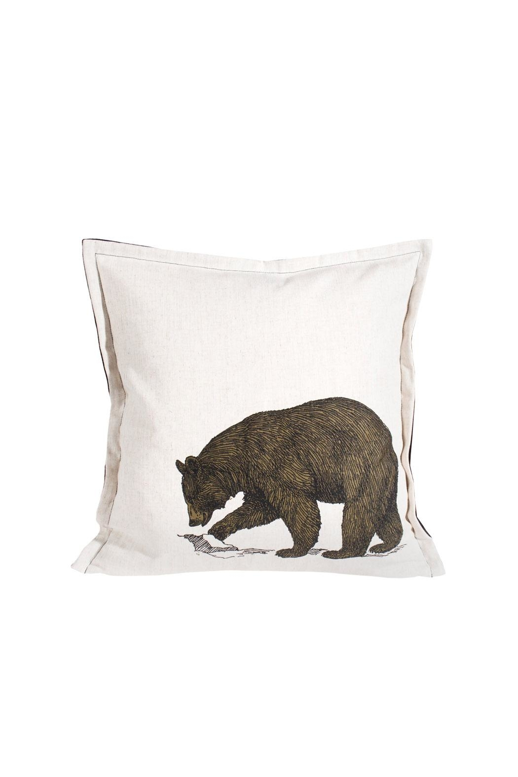 Candym Bear Pillow - Front Cropped Image