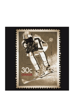 Shoptiques Product: Canadian Skier Card