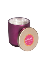 Candym Candle Jar Pink - Product Mini Image