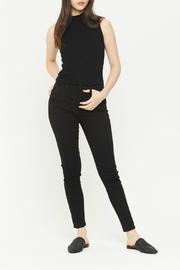 Comune Canfield Mock Neck Tank - Product Mini Image