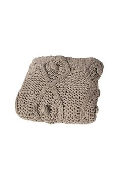 Shoptiques Product: Cozy Cable Throw