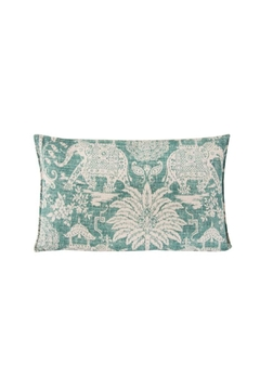 Shoptiques Product: Emerald Pillow
