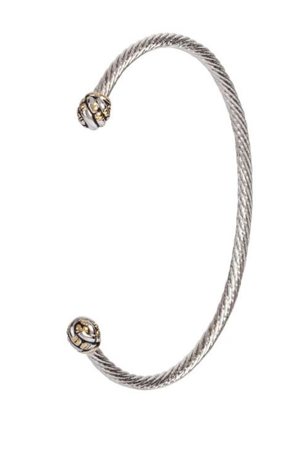 JOHN MEDEIROS Canias-Collection Thin-Wire Cuff-Bracelet - Main Image