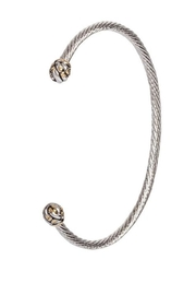 JOHN MEDEIROS Canias-Collection Thin-Wire Cuff-Bracelet - Product Mini Image