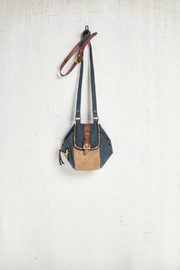 Mona B Cannon Crossbody Bag - Product Mini Image