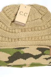 CC Beanie Cano  Hat - Front cropped
