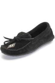 Manitobah Mukluks Canoe Suede Lined - Front cropped
