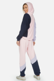 Michael Lauren Canon Pullover hoodie - Back cropped