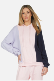 Michael Lauren Canon Pullover hoodie - Front cropped