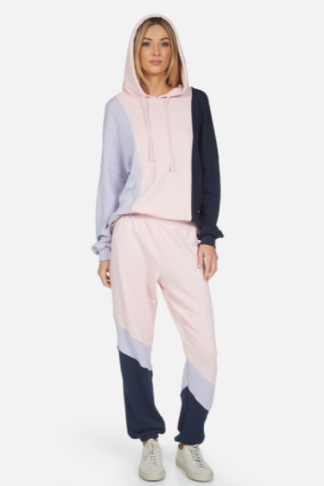 Michael Lauren Canon Pullover hoodie - Side Cropped Image